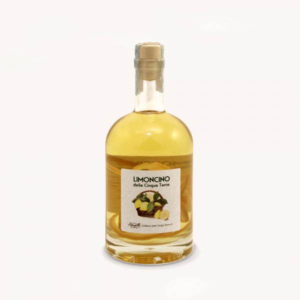bottiglia limoncino cinque terre