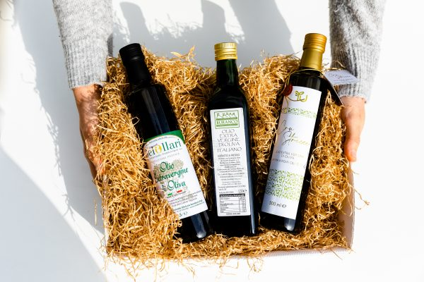 olio ligure oro di riviera box liguria experience